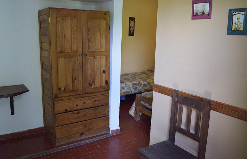 Habitación estándar doble y triple