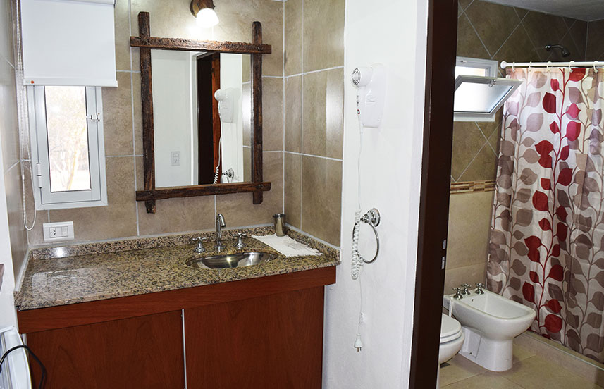 Suite doble antebaño
